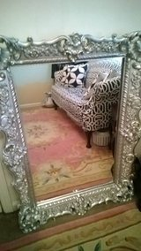 beautiful 46 by 34 mirror silver in Fort Campbell, Kentucky