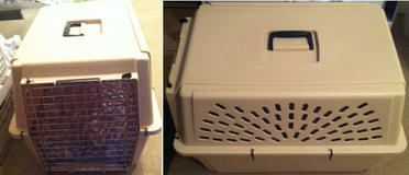 """Classic Kennel"" pet carrier in Bartlett, Illinois"