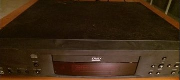 DVD Unit with Cables in Kingwood, Texas