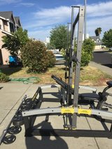 Gold's Smith Machine , bench , weights in Vacaville, California
