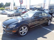 2014 MERCEDES CLS550 4MATIC in Ramstein, Germany