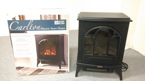 Must go! 2 electric fireplaces in Stuttgart, GE