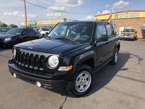 2017 JEEP PATRIOT SPORT SUV 4D 4-Cyl 2.4 LITER in Fort Campbell, Kentucky