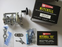Garcia Mitchell 600A Fishing Reel - New in box in Naperville, Illinois