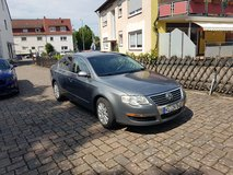 2006 VW Passat 2.0T ( AUTOMATIC, A/C, Alloys, Moonroof, New Service, New TÜV!! ) in Ramstein, Germany