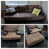 Small couch and chair in Travis AFB, California