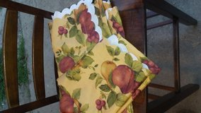 Rectangle Fruit Tablecloth in Conroe, Texas