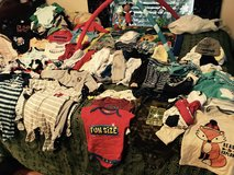 Huge Lot of Baby Boy 0-3mo Clothes in Great Washed Condition in Baytown, Texas