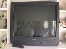 "Toshiba 32"" TV / Tuner  ( take both) in Wheaton, Illinois"