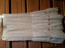 Lace long tiered skirt size small in Fort Bragg, North Carolina