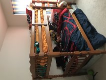 Bed bunk in Fort Lee, Virginia