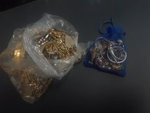 small bag of earrings and much more in Sacramento, California