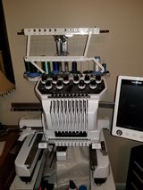 Brother PR-1000 Embroidery Machine in Clarksville, Tennessee