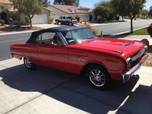 63 Ford Falcon Futura Convertible in Camp Pendleton, California