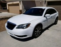 Clean title 2013 Chrysler 200 with 41k miles in Fort Bliss, Texas