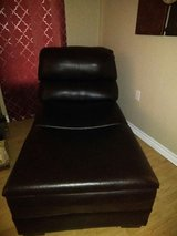 CHAISE LOUNGER LEATHER FOR SALE in Kingwood, Texas