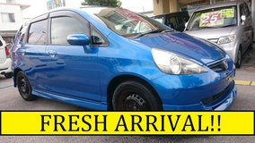2007 HONDA FIT **FRESH ARRIVAL!!** WITH NEW JCI AND 1 YR WARRANTY!! in Okinawa, Japan