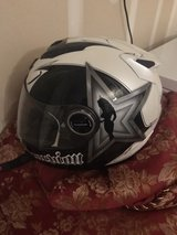 motorcycle helmet in Oceanside, California