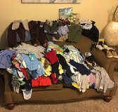Baby boy clothes Lot in Fort Riley, Kansas