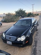 C230 2003 Mercedes in 29 Palms, California