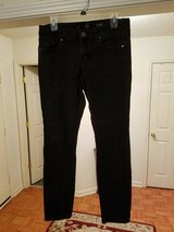 BLACK SKINNY JEANS SIZE 11 JR in Fort Campbell, Kentucky
