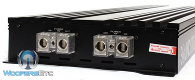 SOUNDSTREAM X3.14K MONOBLOCK 14300W RMS COMPETITION SUBWOOFERS PRO AMPLIFIER NEW in El Paso, Texas