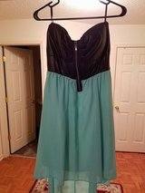 STRAPLESS DRESS  F (DEB) ZIPPER FRONT in Clarksville, Tennessee