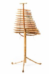 Asian Traditional Bamboo Xylophone - Xylophone for sale, Glockenspiel, Xylophone instrument in Okinawa, Japan