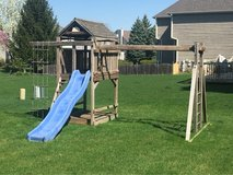 playset in Wheaton, Illinois