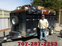 Local Hauler for Your Junk and Debris Removal Needs in Fairfield, California