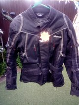 Small men's armoured motorbike jacket £20 in Lakenheath, UK