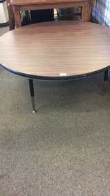 Table in Fort Leonard Wood, Missouri