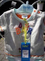 Ted baker new vest can be worn as all in one newborn in Lakenheath, UK