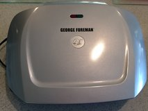George Foreman 9-serving platinum grill in Okinawa, Japan