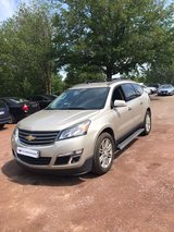 2013 Chevy Traverse LT **3rd ROW SEATING** in Ramstein, Germany