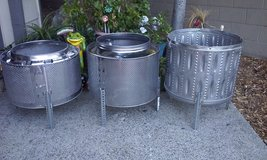 FIRE PITS (STAINLESS STEEL) in San Diego, California