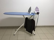 Tefal Steam Iron and Board in Stuttgart, GE
