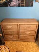 Nice chest 1  six draws 45 1/2 inches long 17 inches wide 30 inches tall in Conroe, Texas