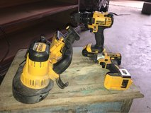Dewalt Tools in Kingwood, Texas
