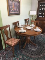 Dining Table and 4 Chairs in Camp Lejeune, North Carolina