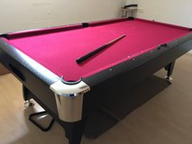 Pool Table in Spangdahlem, Germany