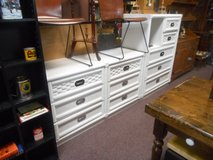 Fun White Dresser in Elgin, Illinois