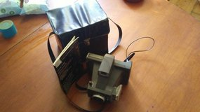 Polaroid square shooter with case and book in Alamogordo, New Mexico