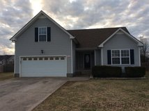 Clean 3Beds 2Baths For Rent/Lease. in Clarksville, Tennessee
