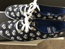 Women's Disney Keds New size 8 in Travis AFB, California