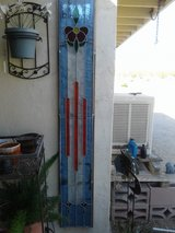 Stain Glass Yard Art in Yucca Valley, California