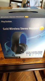 PS4 wireless headset in Fort Drum, New York