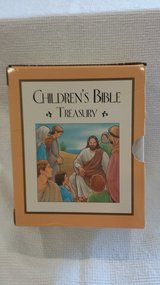 Children's Bible Treasury Books - Like New in Naperville, Illinois