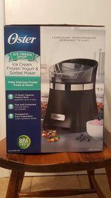 NEW Oster Ice Cream/Frozen Yogurt/Sorbet Maker in Orland Park, Illinois