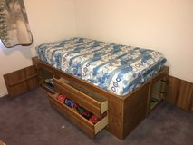 Twin bed in 29 Palms, California